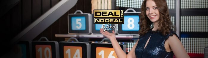 """Evolutions Gamings new Live game """"Deal or No Deal Live"""""""