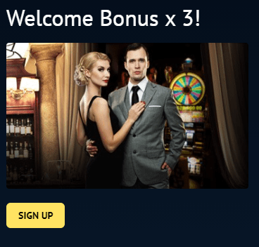 Viggoslots Casino welcome bonus