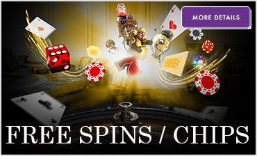 VIp room Casino Free Spins