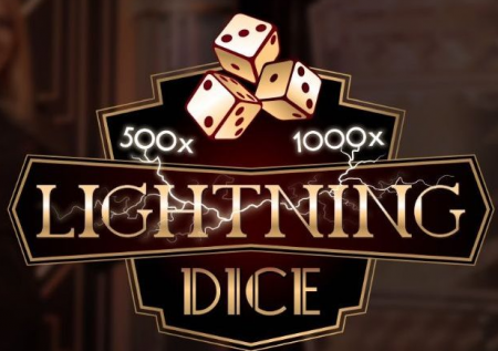 Lightning Dice by Evolution Gaming