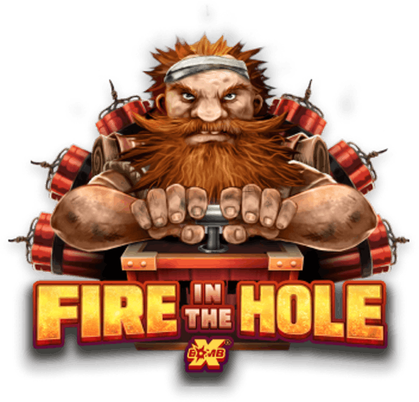 Fire in the Hole xBomb logo